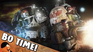 Space Hulk: Death Wing - Chapter 1 w/ The Hopeless Space Marines