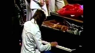 Tony Brown Playing Keys with Elvis Presley