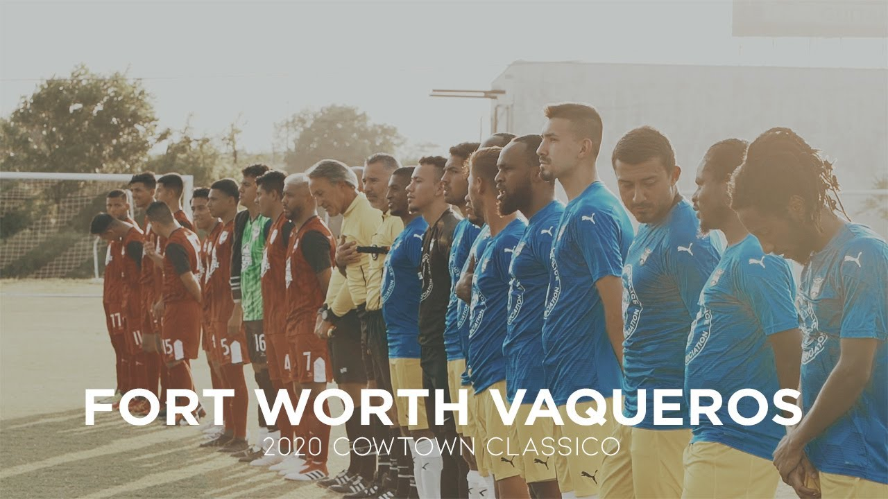 Fort Worth Vaqueros | 2020 Cowtown Classico
