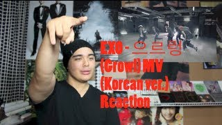 EXO - Growl MV (Korean ver.) Reaction