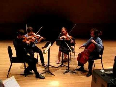 Haydn String Quartet Op. 33 No. 2