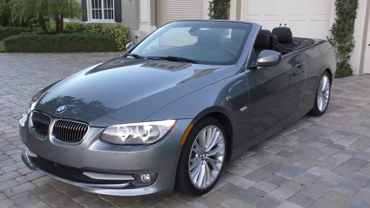 BMW 335I Convertible >> 2011 Bmw 335i Convertible In Depth Review And Test Drive By Bill Auto Europa Naples