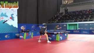 Table Tennis - Vladimir Samsonov Vs Joao Monteiro - (Private Recording)