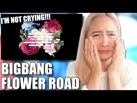 BIGBANG (빅뱅) 'FLOWER ROAD (꽃 길)' REACTION