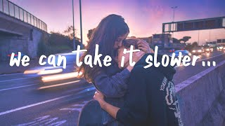 Tate McRae - slower (Lyrics)