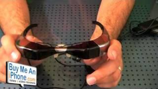 VR222-Myvu Crystal personal viewer