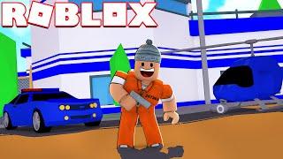 THE NEW PRISON IN HD | ROBLOX HD Jailbreak