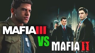 Mafia 3 vs Mafia 2 как так получилось?