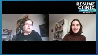 Resume & Career Clinic Testimonials | Mario Heiderich