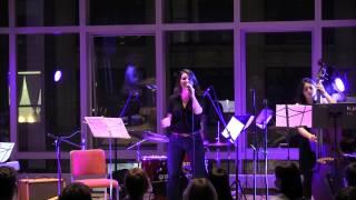 Invitation - Simona Minns - Four Colors of Jazz