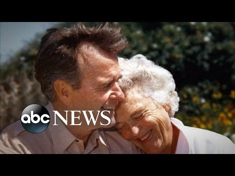 George HW Bush: An intimate look at the life of a president