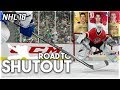NHL 18 ROAD TO SHUTOUT #5 *BEST PACK OF ALL TIME*