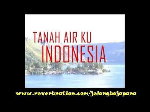 Tanah Airku Versi Pop Punk / Rock Cover Jelang Bajapana