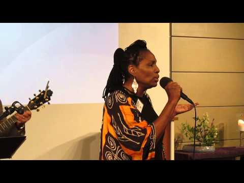 """If You Believe"" sung by Patricia Anderson at Renaissance Unity"