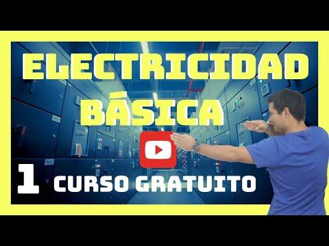 electricidad-básica-modulo-i---curso-gratis-energÍa-elÉctrica-con-certificado