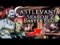 27 Easter Eggs & References in Castlevania Season 2