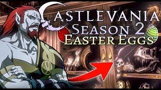 27 Easter Eggs & References in Castlevania Season 2