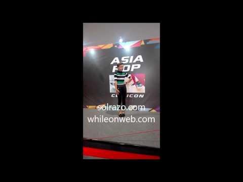 Millie Bobby Brown Asia Pop Comicon Manila