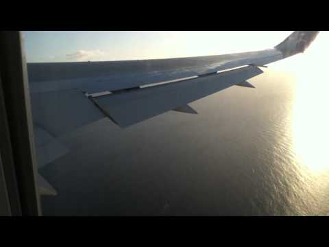 Hawaiian Airline Flight to PagoPago  01/05/2012