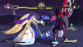Saint Seiya: Brave Soldiers - Athena vs. Hades