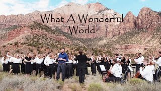 What A Wonderful World - Nathan Pacheco & Lyceum Philharmonic at American Heritage School