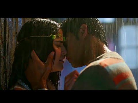 Purani jeans kissing scene part - 2