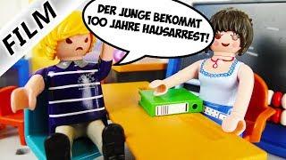 Playmobil Film Deutsch 1. ELTERNSPRECHTAG BEI JULIAN! BEKOMMT ER DANACH HAUSARREST? Familie Vogel