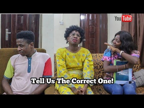 How To Know An Intelligent Mother | MC SHEM COMEDIAN