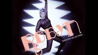 Robyn - Dancing On My Own ( Buzz Junkies Radio Edit )