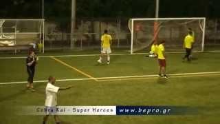 Cobra Kai VS Super Heroes Play off