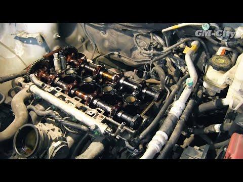 Разбор двигателя Chevrolet Captiva 2.4