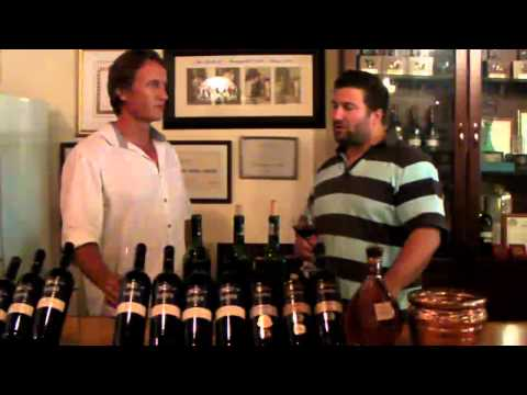South African Wine Safari visits Kaapzicht Wine Estate