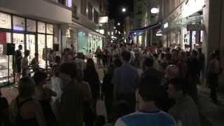 kollektiv22 - Hamburg & Wiesbaden / Part 1 der Sommer-Tour 2013 (RECLAIM YOUR STREETS)
