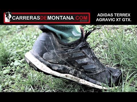 zapatilla adidas terrex agravic gtx