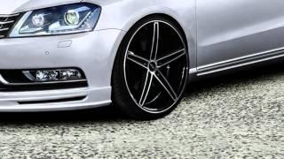 vw passat 3c b7 styling wheels fahrwerke suspension kits