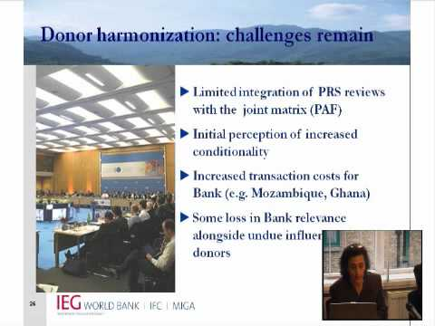 Anjali Kumar - World Bank Independent Evaluation Group