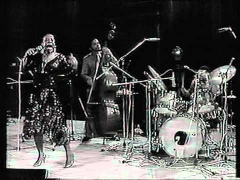 Betty Carter - Favorite Things, 1985 East Berlin (GDR)