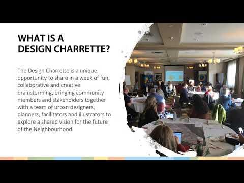 What is a design charrette?