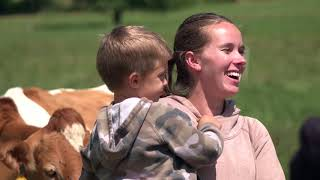 Dairy Management in Marion County