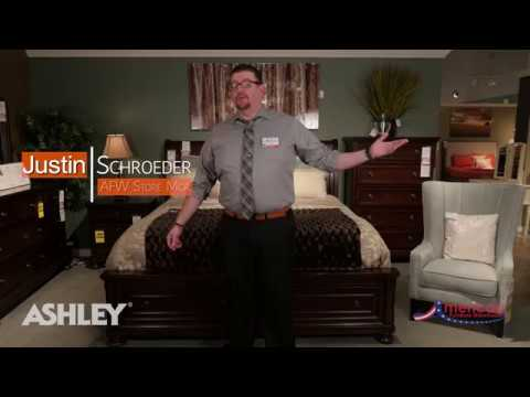 Ashley Furniture And American Furniture Warehouse Youtube