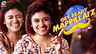 Are You Oviya's Mappillai ? - Interview | Get Ready Mappillai'z | Wedding Conversation