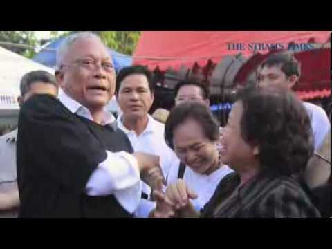 Exclusive interview with Thai Protest Leader - Suthep Thaugsuban