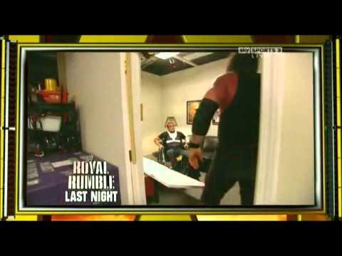 Kane Squash Zack Ryder 5x