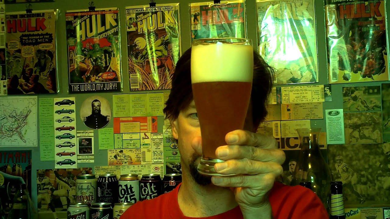 Download Louisiana Beer Reviews: Krombacher Weizen