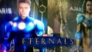 *FIRST LOOK* Marvel's Eternals (2020) OFFICIAL PROMO LEAKED - Doctor Strange 2 Teaser