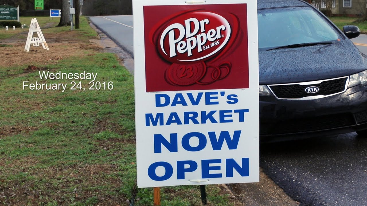 West alabama town gets first grocery store in two decades for What grocery stores are open today