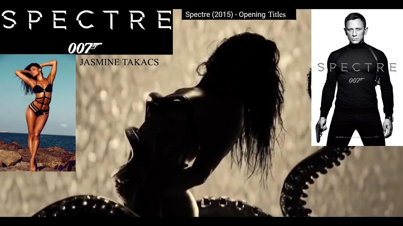 James Bond 007 Spectre 2015 Jasmine Takacs