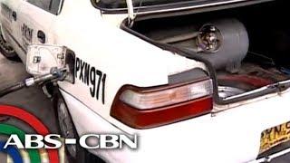 Punto por Punto: Pagconvert ng mga taxi sa auto-LPG, dapat ipatigil muna?