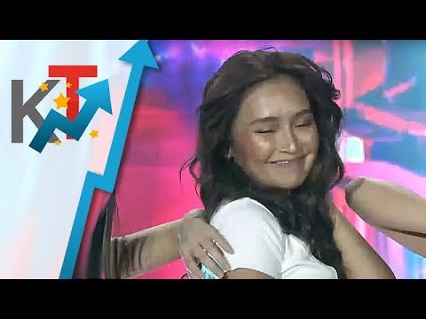 YAS KWEEN! Kathryn conquers the stage with her jaw-dropping birthday dance number