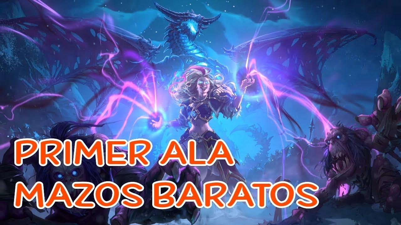 PRIMER ALA DEL TRONO HELADO CON MAZOS MUY BARATOS!